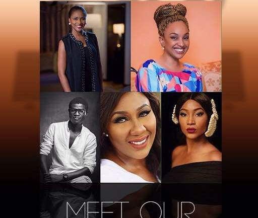 Meet the Top Ten in the Black Opal Nigeria Beauty Campaign