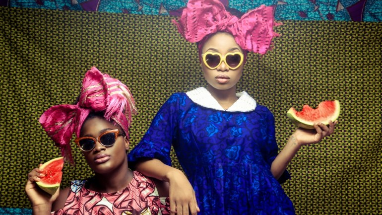 Mocheddah Launches The Modupe Collection