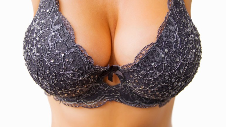 How to Firm Up Sagging Breasts and Make Them Fuller