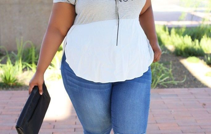 Jeans- The Right Fit for the Big and Beautiful Woman!