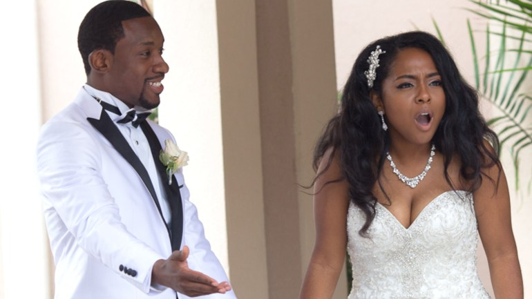 Watch A Video of the Best Wedding Surprise Ever!