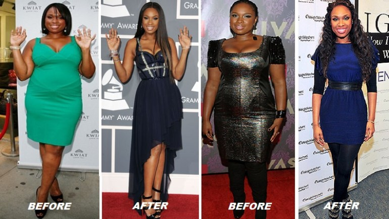 Jenifer Hudson 'JHud' Dropped All That Weight- Weight Loss Inspo