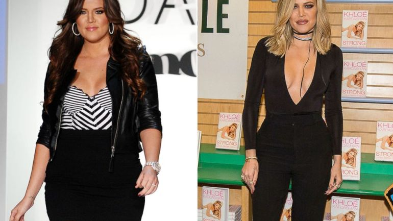 Khloe Kardashian And That Revenge Body- Weight Loss Inspo