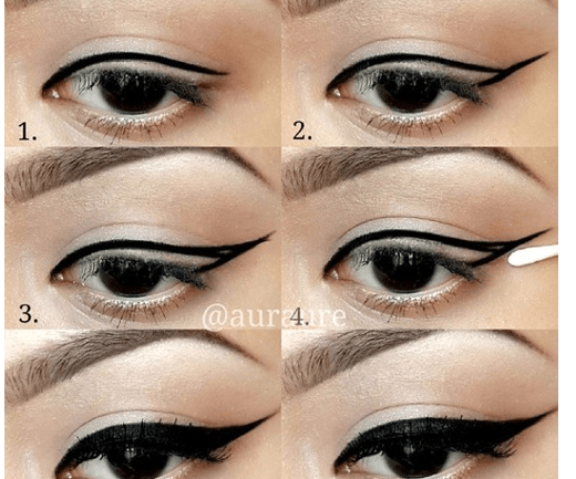 Learn 6 simple and Easy Eye-lining Techniques!!