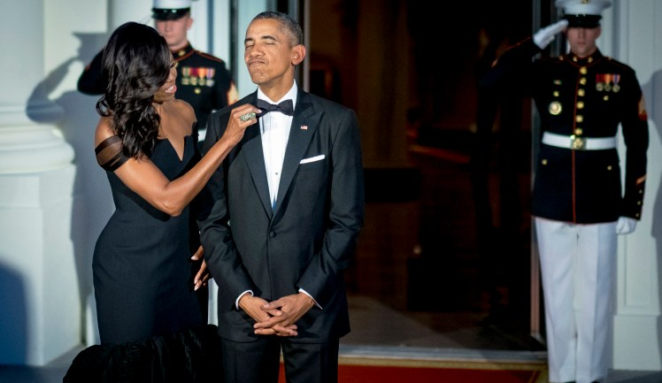 Chivalry Is Not Dead, Just Ask Michelle And Barrack Obama!