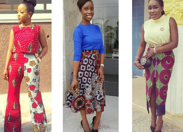 Ten Ankara Work Styles You Should Rock For Valentine!