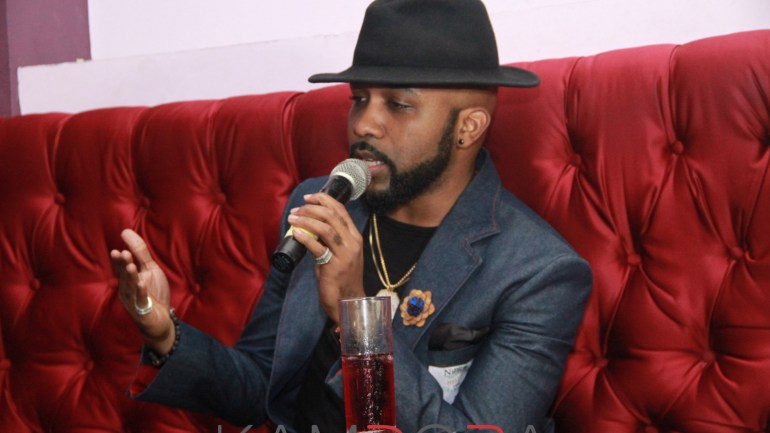See Banky W At NiPRO Networking For Love Event!