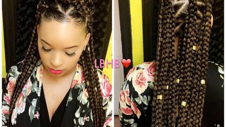 Check out these Beautiful Valentine Inspired Hairstyles!!