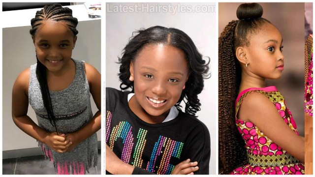 find out 10 adorable children hairstyles your kids will love