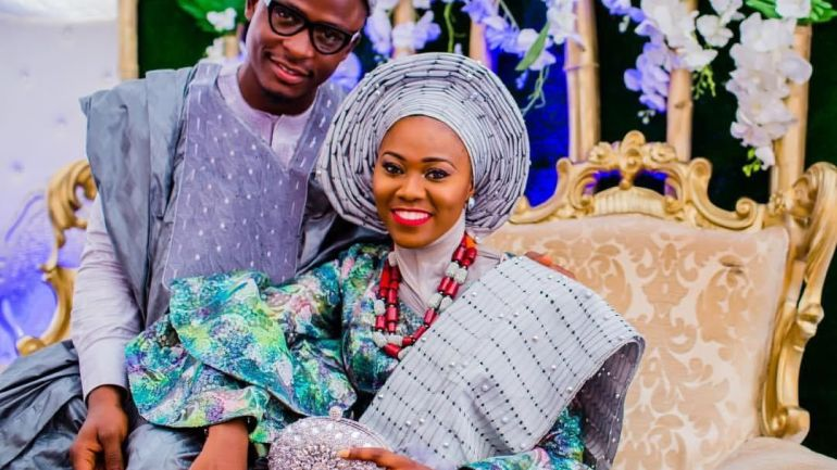 We Love This Modest & Chic Nigerian Bride Adetoro – The Bakare's 17!