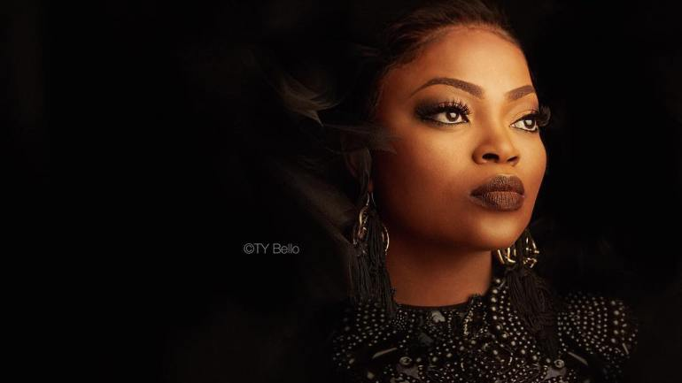 """Funke Akindele Gives Off Wedding Glam Vibe In """"This Day Style"""" Mother's Day Photo Shoot By Ty Bello!"""