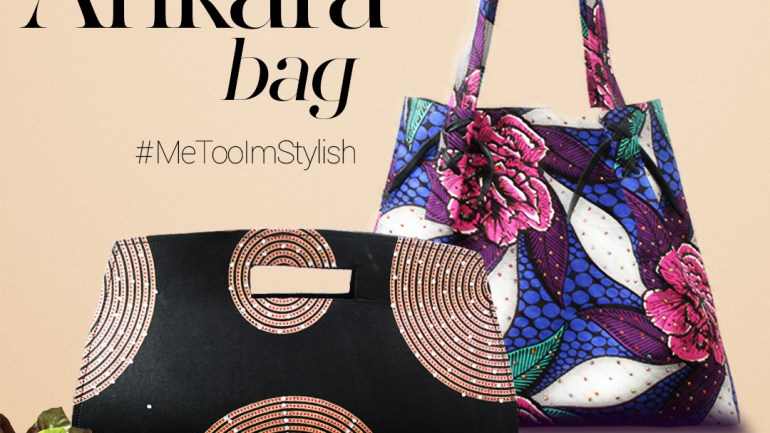 Kamdora Giveaway: Win one of these lovely Ankara print bags! #MeTooImStylish