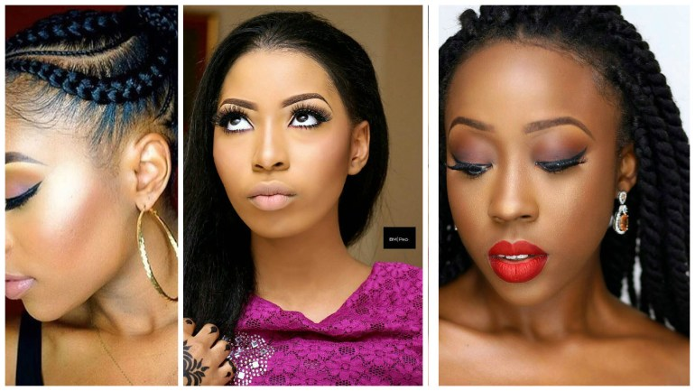 Trendy black Hairstyles that give you that Magical Look!