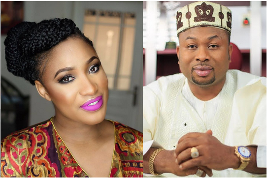 Tontoh Dikeh's Ex Husband; Olakunle Churchill Responds To Her Domestic Violence Claims!