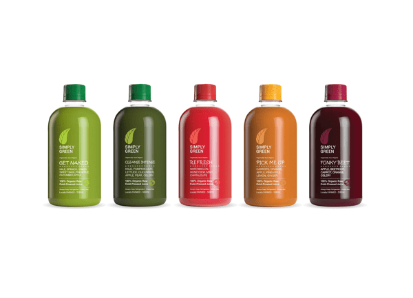 Mastercard Wellness Month: Simply Green Juices Will Help You Cleanse For 10% Less!