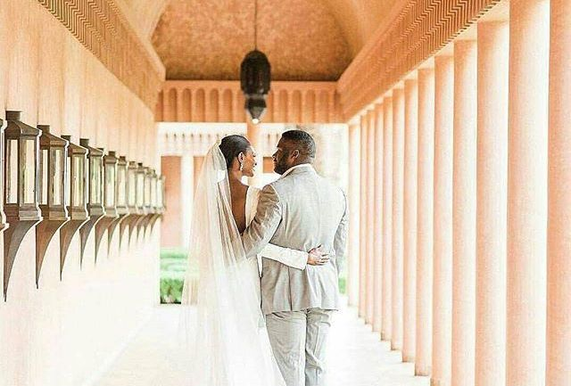 Former Beauty Queen Agbani Darego Gets Married In Intimate Ceremony