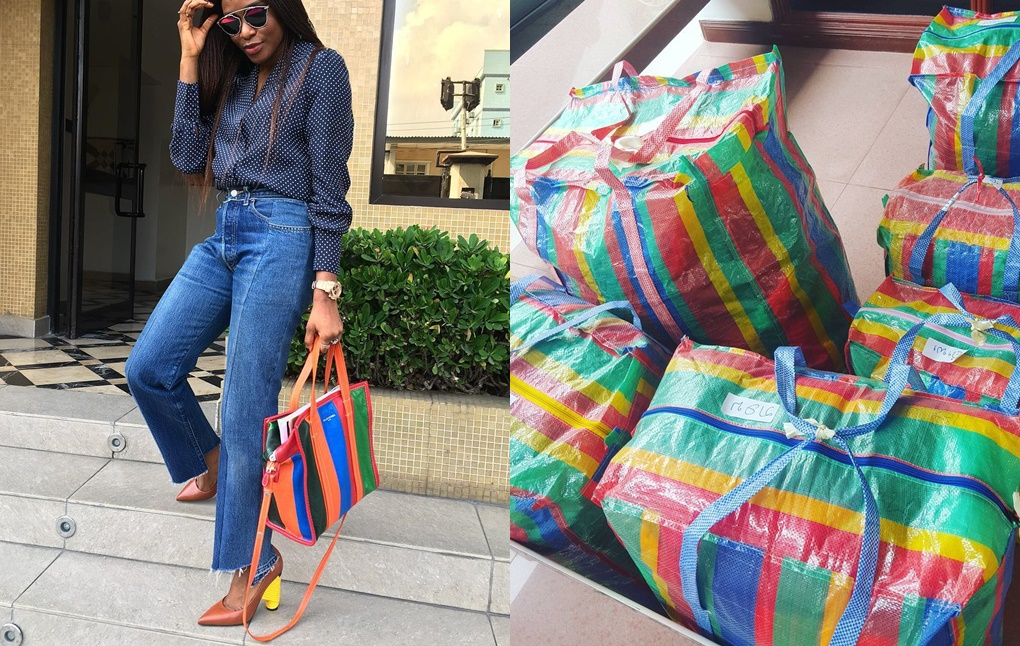Balenciaga Is Selling Ghana Must Go Amp Other Shopping Bags