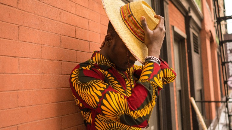 Mr Eazi Is Giving The Men Major Ankara Inspiration In This Photo Editorial!