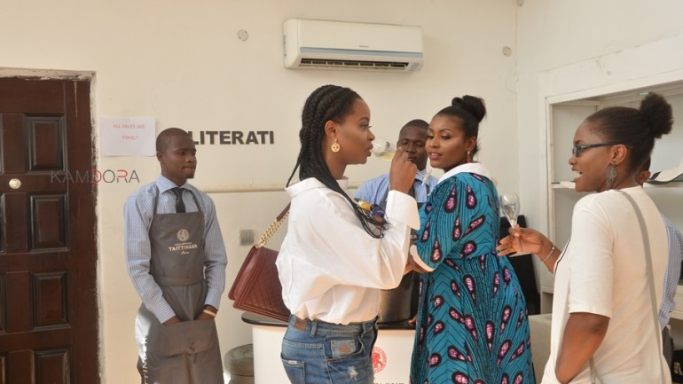 All The Pictures From The Second Celebrity Edtion Of Yardsale Nigeria