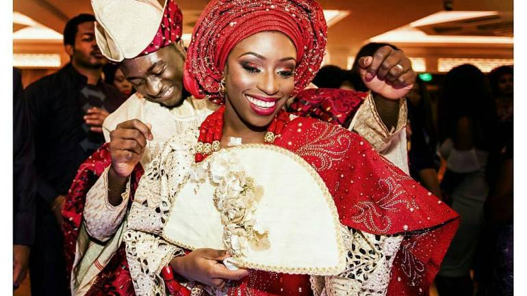 Lets Get Into The Weekend Spirit With These Pictures from Yoruba Weddings