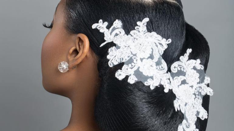 These Are Not Your Average Bridal Updos – These Updos Have PhDs in Glam!