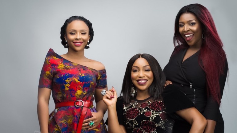 Triple Female Power! Rita Dominic, Boity Thulo & Yvonne Okoro Are Glam Africa's Cover Stars