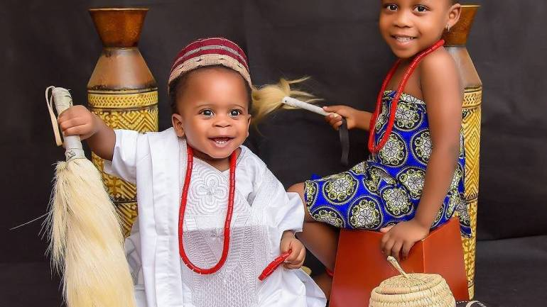 Celebrate Children's Day With Pictures Of These Super Cute Kids