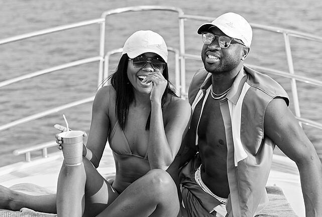 Gabrielle Union And Dwayne Wade Are The Goofiest Couple We Know