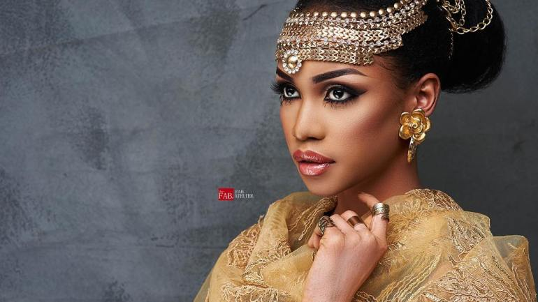 This Is Why Mamza Beauty Is The Go To Makeup Artist For Most Northern Nigerian Brides