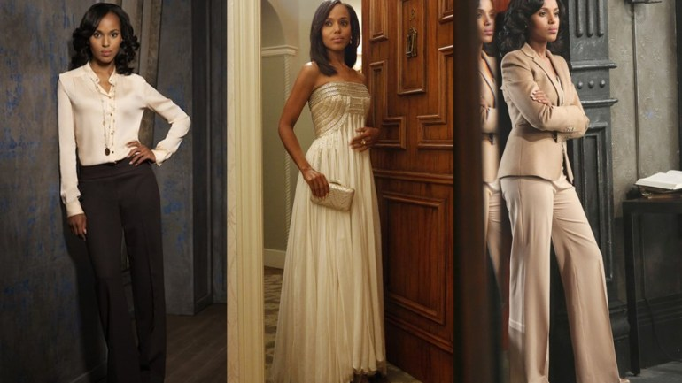 As Scandal Comes To An End, We Take A Look At Some Of Our Favorite Olivia Pope Looks