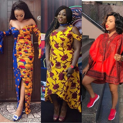 Ankara Styles #314: PepperDem With These New Outfits!