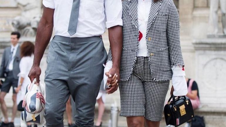 Couple Goals!: Gabrielle Union & Dwyane Wade Are A Couple Who Slay With Style!