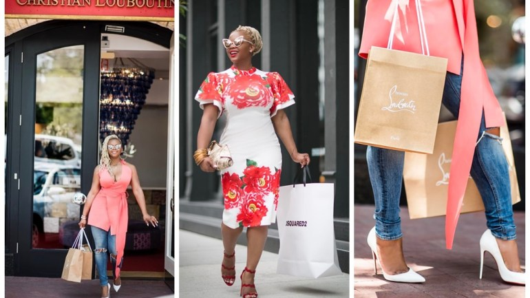 Weekend Style: Check Out Claire Sulmers Shopping Style!