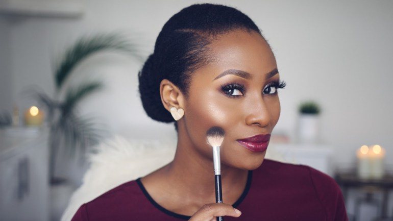 Dimma Umeh Says These Are The Top 5 Highlighters For Dark Skinned Black Women