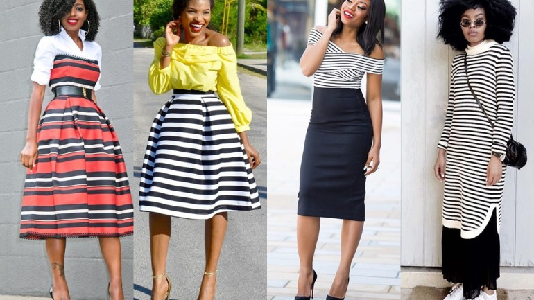 Stripes? This Is How To Do It Right!