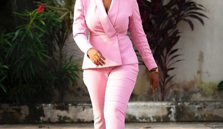Tap Into The Power Of The Pantsuit On Those Big Days At Work