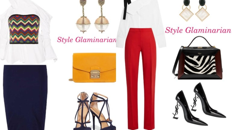 The Style Glaminarian's Pick – Styling Deconstructed Shirts