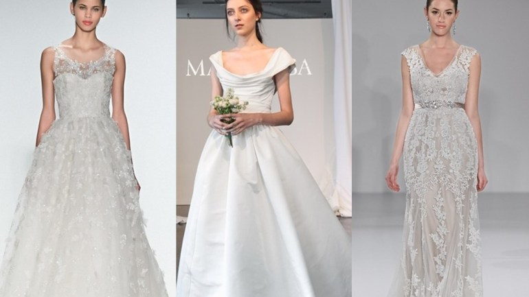 Rules Busty Brides Need To Follow When Picking Out A Wedding Gown
