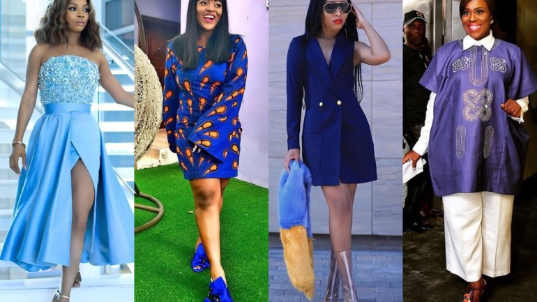 A Quick Guide To Wearing Color – Blue