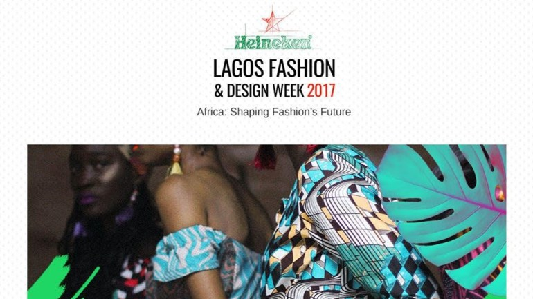 "#HeinekenLFDW 2017 – ""Africa: Shaping Fashion's Future"""