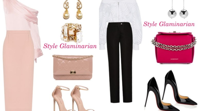 The Style Glaminarian's Pick – The Minimalist