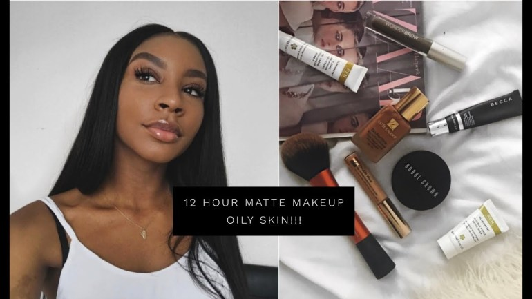 12 Hour Make-Up On Super Oily Skin by Chrissie Milan