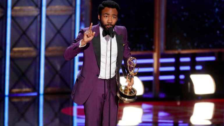 Donald Glover Made History in Style!