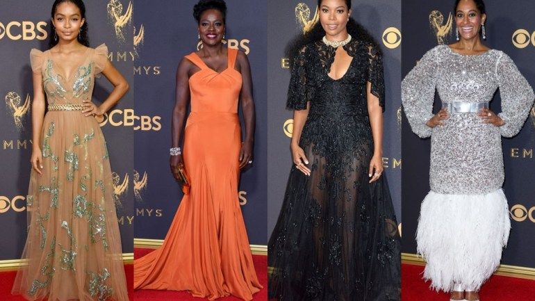 All The Best Looks At The Emmys 2017 Red Carpet