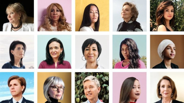 #SheIsTheFirst – Time Magazine's List Of Groundbreaking Women Is So Inspiring!