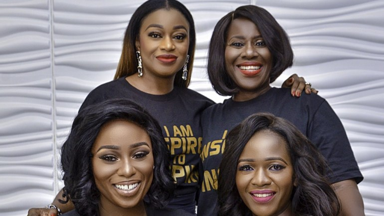 Joke Silva, Peace Hyde, Lanre Da Silva & Tewa Onasanya: Meet The ELOY Awards Influencers!