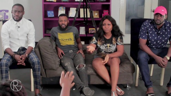 'What Do Men Bring To The Table Apart From Money?' #GreyRoomNG's First Episode Sparks Interesting Debate on Twitter!