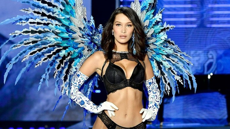 Hot Photos From The Victoria Secrets Fashion Show!