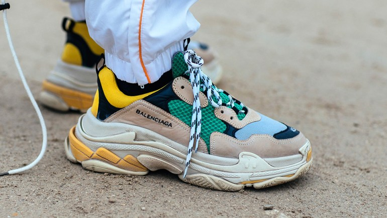 If You Workout On The Weekends, This Balenciaga Triple S Sneakers Will Change Your Status!