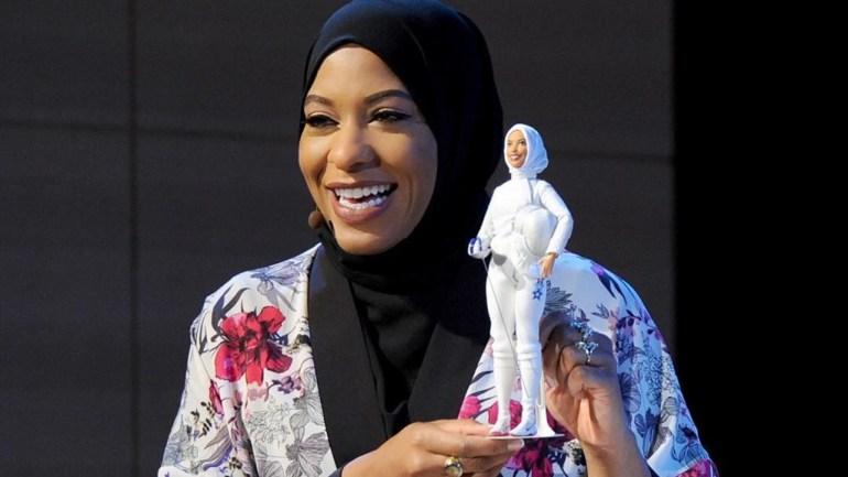 Mattel Inc. Launches First Hijab Barbie To Honour American Fencer-Ibtihaj Mohammad!
